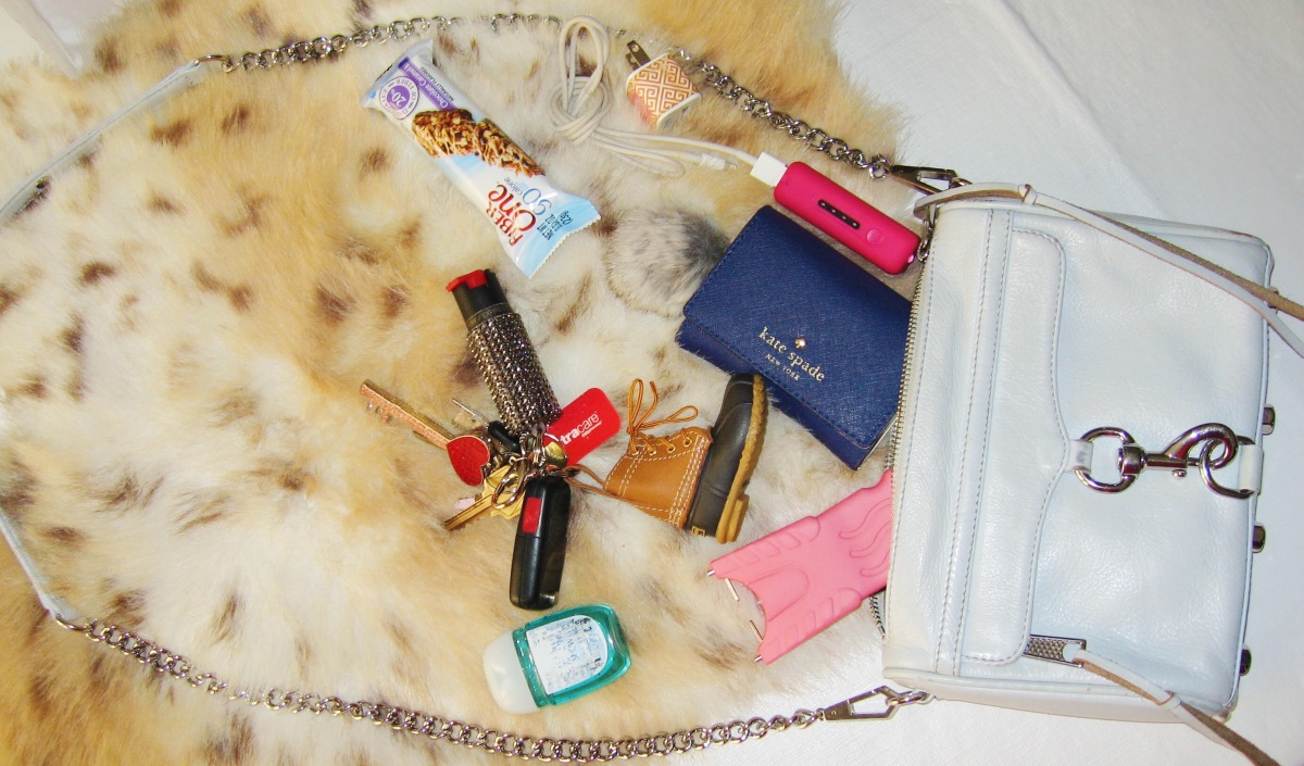 What's In My Bag: Going Out Edition